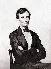 Abraham Lincoln Last Beardless Photo by Preston Butler President Candidate-00102