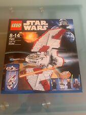 LEGO Star Wars T-6 Jedi Shuttle 7931🔵NO MINIFIGS🔵Pieces New,pezzi nuovi,RARO