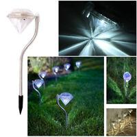 4Pcs Lampe Solaire Extérieur Led Éclairage Décoratif Extérieur Luminaire Jardin
