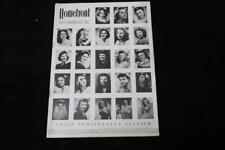 1945 January Homefront Magazine Vol. 4 No.1  Bangor Slate Belt Pennsylvania