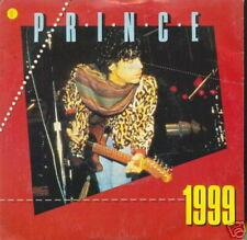 PRINCE 45 TOURS HOLLANDE 1999