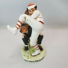 "Norman Rockwell ""100th Year of Baseball"" Dave Grossman Designs Figurine 1980"