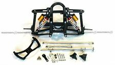 Advanced front chassis #1 Power grip Steering wheel w/ Column + Tie rods + Hubs