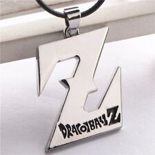 Anime DRAGON BALL Z Unisex Chains Silver Alloy Pendant Necklace New
