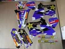 FLU TEAM ROCKSTAR GRAPHICS YAMAHA YZ250F  YZ400F  YZ426F 1998-2002   #71093