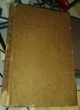 FLAMBART Paul. Langage astral. Astrologie scientifique. Chacornac. 1922.
