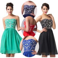 Knee Length Prom Formal Dresses for Women