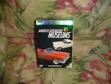 Americas Automotive Museums (DVD, 2006, 4-Disc Set) from Topics