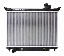 DPI2458 Radiator For Chevy Trailblazer GMC Envoy Isuzu Ascender Buick Rainier4.2