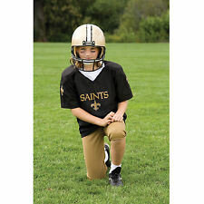 YOUTH SMALL New Orleans Saints NFL UNIFORM SET Kid Game Jersey Costume Age 4-6