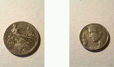 Moneta Regno d'Italia 20 centesimi 1922