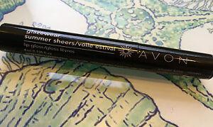 AVON GLAZEWEAR Summer Sheers Lip Gloss SHEER ROYALTY G220 New Sealed