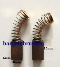 Carbon Brushes for Greenmaster Treadmill Roger Black Excercise machine E83