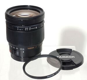 Tamron AF 3,8-5,6/28-200mm Aspherical LD 571DE Zoom Objektiv für Canon EOS