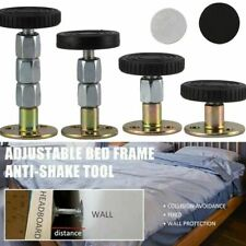 4 Size Adjustable Threaded Bed Frame Anti-shake Tool Telescopic Support for Wall
