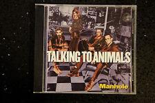 Talking To Animals – Manhole   (REF BOX C45)