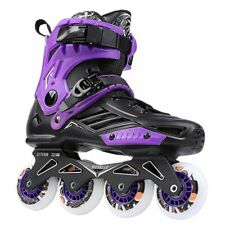 Rs6 Inline Skates Professional Slalom Adult Roller Skating Shoes Sliding Free