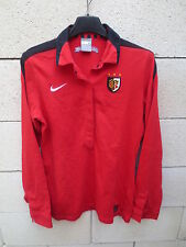 Maillot rugby femme STADE TOULOUSAIN Toulouse coton NIKE shirt M F 42 / 44