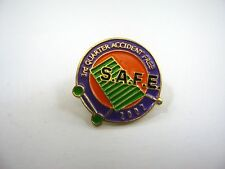 Collectible Pin: S.A.F.E 2001 3rd Quarter Accident Free