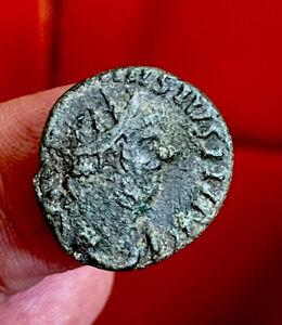 CARAUSIUS AE ANTONINIANUS. SCARCE