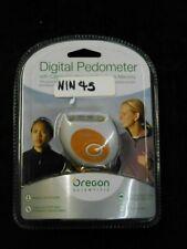 Oregon Scientific Walking/ Hiking Pedometer W/Calorie Counter 7Day Memory Sealed