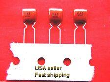 25 pcs - .047uf  (0.047uf) 50v Panasonic metalized poly film 105c capacitors
