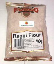 Nouvelle annonce Raggi/Ragi farine-Millet-Fudco - 400 g