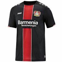 Jako Fußball Bayer 04 Leverkusen Home Trikot 2018 2019 Kinder Heimtrikot schwarz