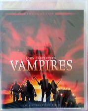 John Carpenter's Vampires (2015, LIMITED EDITION OOP BLU-RAY!  SUPER RARE!)