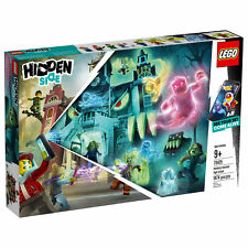 70425 LEGO The Hidden Side Newbury Haunted High School 1474 Pieces Age 9+