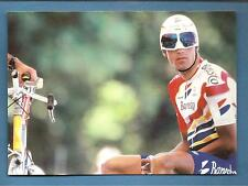 CARTE PHOTO CYCLISME MIGUEL INDURAIN TOUR DE FRANCE 1996