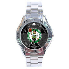 Boston Celtics NBA Stainless Steel Analogue Men's Watch Gift