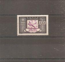 TIMBRE MONACO PA 1949 N°44 NEUF** MNH