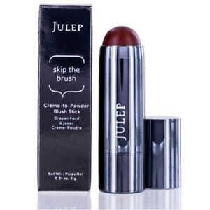 Julep Skip the Brush Cream To Powder Blush Stick Choose Your Color 0.21 oz