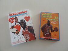 MICHAEL JORDAN VALENTINES W/ TEACHER CARD NBA MINI CARDS