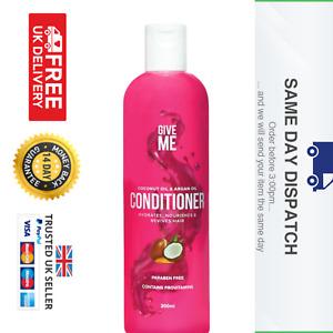 Give Me Conditioner - Argan Oil & Coconut Oil 300 ml. FREE P&P