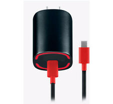 """Verizon Wall Charger Fast Charge Technology, micro USB Type """"C"""" 6' cable"""