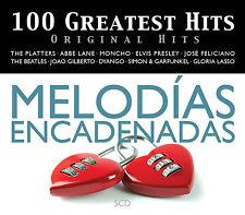100 GREATEST HITS MELODIAS ENCADENADAS
