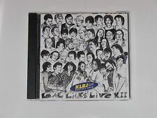 KLBJ 93.7 FM Local Licks Live XII (CD) Eric Johnson, Chris Duarte, Vallejo