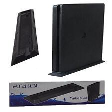 Playstation 4 PS4 Slim vertikal vertical Halter Stand Ständer Standfuß schwarz
