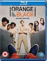 Arancione Is The New Nero Stagione 4 Blu-Ray Nuovo Blu-Ray (LIB95479)