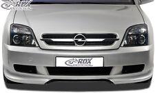 RDX Frontspoiler OPEL Vectra C -2005 Front Spoiler Lippe Vorne Ansatz