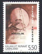 Greenland 2003 Europa/Poster Art/Theatre/Design/Communications 1v (n38624)
