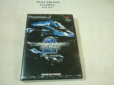 ARMORED CORE 2 II - Playstation 2 PS2 - Japanese Import - NEW - ArmoredCore -!!!