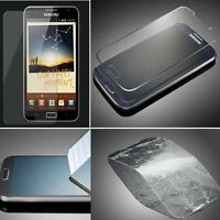 100%  Real TEMPERED GLASS SCREEN PROTECTOR FOR SAMSUNG GALAXY S2 S II I9100