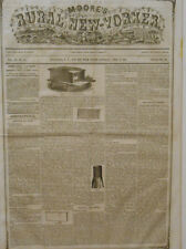 Newspaper Civil War Texas Gov Houston Texas Rangers Col Ford @Brownsville 1861