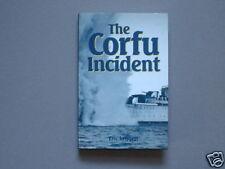 The Corfu Incident by Eric Leggett- 1st Amer. Ed.