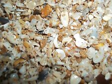 10kg Reef crush soil Garden Home Decor Marble Chips pebbles wooden table