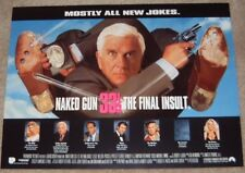 Naked Gun 3 movie poster - Leslie Nielson - 12 x 16 inches