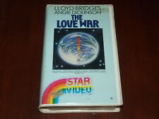 The Love War Beta 1970's Sci Fi  Star Home Video